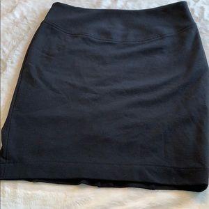 MICHAEL Michael Kors Black Knit Pencil Skirt